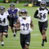 With Ravens, OTA focus has always been on who is, not isn't, participating