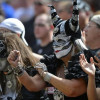 Some Raiders fans give up tickets after move to Las Vegas announced
