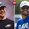 Now that Carson Wentz has his No. 1 receiver with Eagles, is he closing in on Cowboys QB Dak Prescott?
