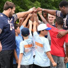 Bears rookies run youth football camp