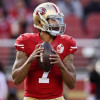 The 49ers would've cut Colin Kaepernick if he hadn't opted out of his contract