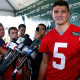 It makes no sense for Jets to rush Christian Hackenberg if he's not ready