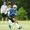 After tough first practice, Kenny Golladay looked to Matthew Stafford for help