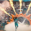 Start of Miami Dolphins camp offers fans sensory overload but remember to keep an eye on team's most important player