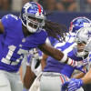 Dwayne Harris, Giants have Cowboys on their minds heading into camp
