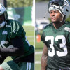"Jets' rookie safety duo got jump on pro competition in ""mini-NFL"""