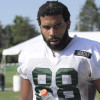 Why Jets veteran is spending training camp with the rookies