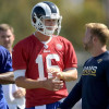 Preseason showing play-action will be crucial for Sean McVay's Rams