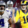 Fantasy starts/sits: Tale of two quarterbacks