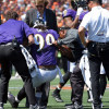 After injury scare, Ravens linebacker Za'Darius Smith says left leg is 100 percent