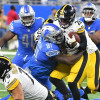 Robinson's ejection caps 'nasty' trench war vs. Steelers