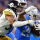 Lions get close but can't reach end zone against Steelers