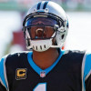 "Cam Newton has uneven day, but isn't going to be ""Debbie Downer"""