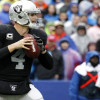 Starting QB for the Miami Dolphins on Sunday: Derek Carr?