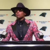 Panthers Cam Newton on postgame music, Auburn and the hat