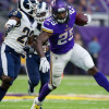 Latavius Murray Hits His Stride
