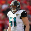 Jaguars' Paul Posluszny on a winning team for first time in 11 seasons