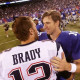 Patriots' Tom Brady on Giants' Eli Manning: 'Fairytale' ending doesn't always happen