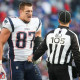 Should Pats give fewer snaps to Gronk with a possible Bills retaliation in mind?
