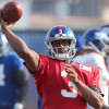 Don't bet on the Giants to cover with Geno Smith