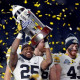 Pinstripe Bowl: Iowa comes from behind to snap four-year bowl losing streak