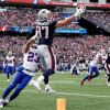 Like Randy Moss, Patriots TE Rob Gronkowski dazzles in practice, too