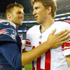 Here's how Tom Brady reacted to benching of his Super Bowl nemesis Eli Manning