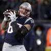 Patriots' Gronkowski expects to play in Super Bowl