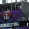 Super Bowl stadium prep on track despite Vikes playoff run