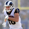 Rams' Cooper Kupp finished among NFL's top rookie receivers