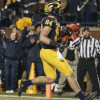 Michigan football's tight end situation looks as promising as ever