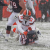 Cleveland Browns LB Joe Schobert named to the 2018 AFC Pro Bowl roster