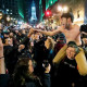 Footage of post Super Bowl chaos in Philadelphia emerges online