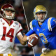 Rosen can gain momentum on idle Darnold