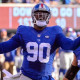 Jason Pierre-Paul says fireworks incident motivated him to make a comeback