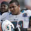Tuesday's NFL: Ex-lineman Martin charged with threats