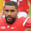 Rutgers G drives for Uber while awaiting NFL call