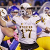 Josh Allen evokes Ben Roethlisberger says one Wyoming assistant who would know