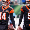 Jerry Hughes confident in QB AJ McCarron following endorsement from Andy Dalton