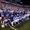 Trump welcomes NFL decision on national anthem protests
