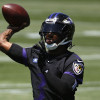 Clawing for his career, Robert Griffin III is back in overdrive as he starts with Ravens