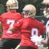 Saints hitting the reset button during OTAs