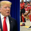 Trump: If NFL players don't stand for the national anthem 'maybe they shouldn't be in the country'