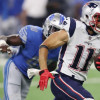 The Patriots have serious competition at wide receiver