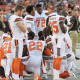 Cleveland Browns QB Tyrod Taylor wishes NFL consulted with players ahead of National Anthem rule