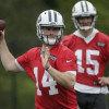 Why Jets QB Sam Darnold is the luckiest rookie in the NFL