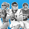What every Round 1 QB's best and worst college games tell us