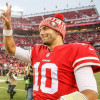 Business is Booming: Jimmy Garoppolo in Top 2 of NFL Jersey Sales