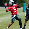 Teddy Bridgewater continues to draw rave reviews at Jets minicamp