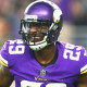 Xavier Rhodes working out with Richard Sherman, Darius Slay, Aqib Talib
